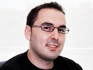 Víctor Cárdenas. Diseñador visual