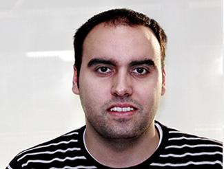 Jon Segador. Desenvolupador.